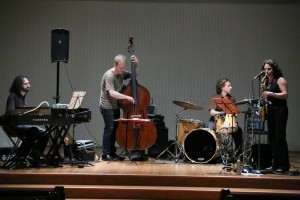 Jessica Lurie Quartet 10-4-2013